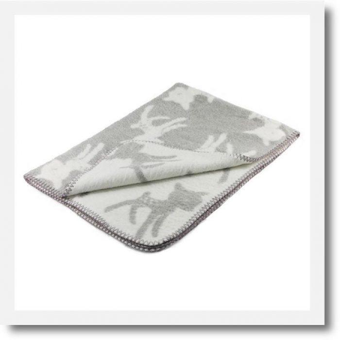 Fabulous Goose Baby Blanket