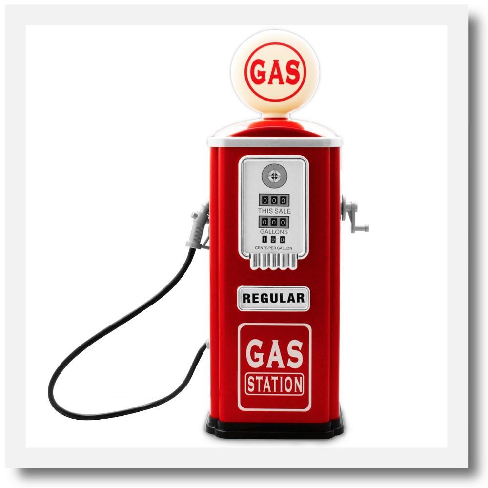 Baghera Gas Station Petrol Pump For Kids Mee Mee London