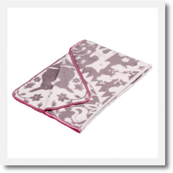 Fabulous Goose Organic Cotton Blanket