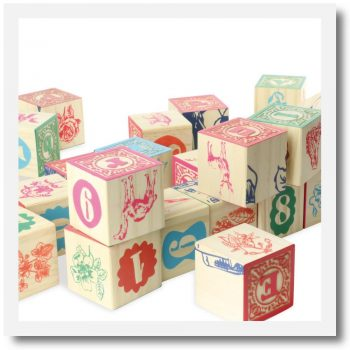 Vilac Wooden Blocks