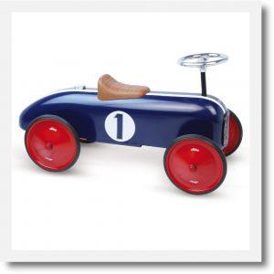 vilac blue car 2