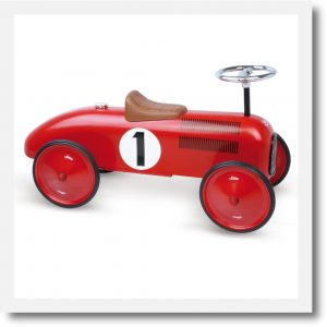 vilac red car 2
