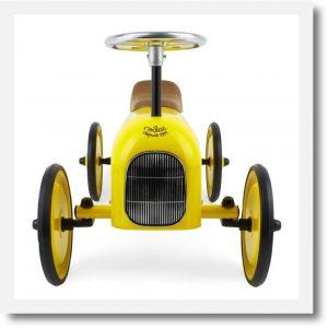 vilac yellow car 2