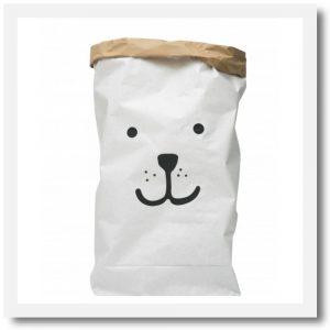 bear paper bag