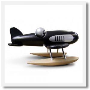 vilac black seaplane 3
