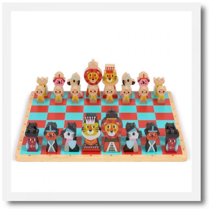 vilac my first chess set