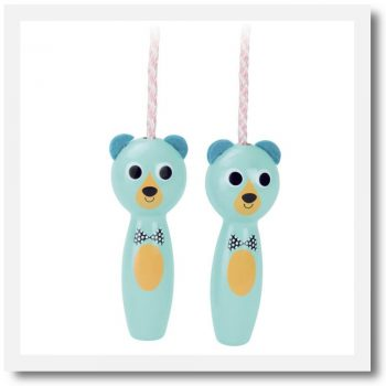vilac bear skipping rope